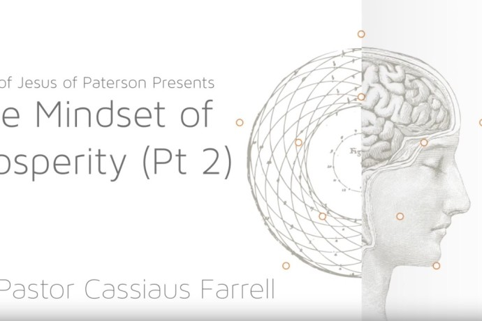 Building a Mindset of Prosperity (Pt 2)