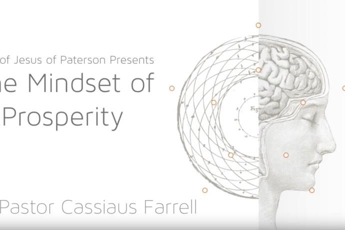 Building a Mindset of Prosperity (Pt. 1)