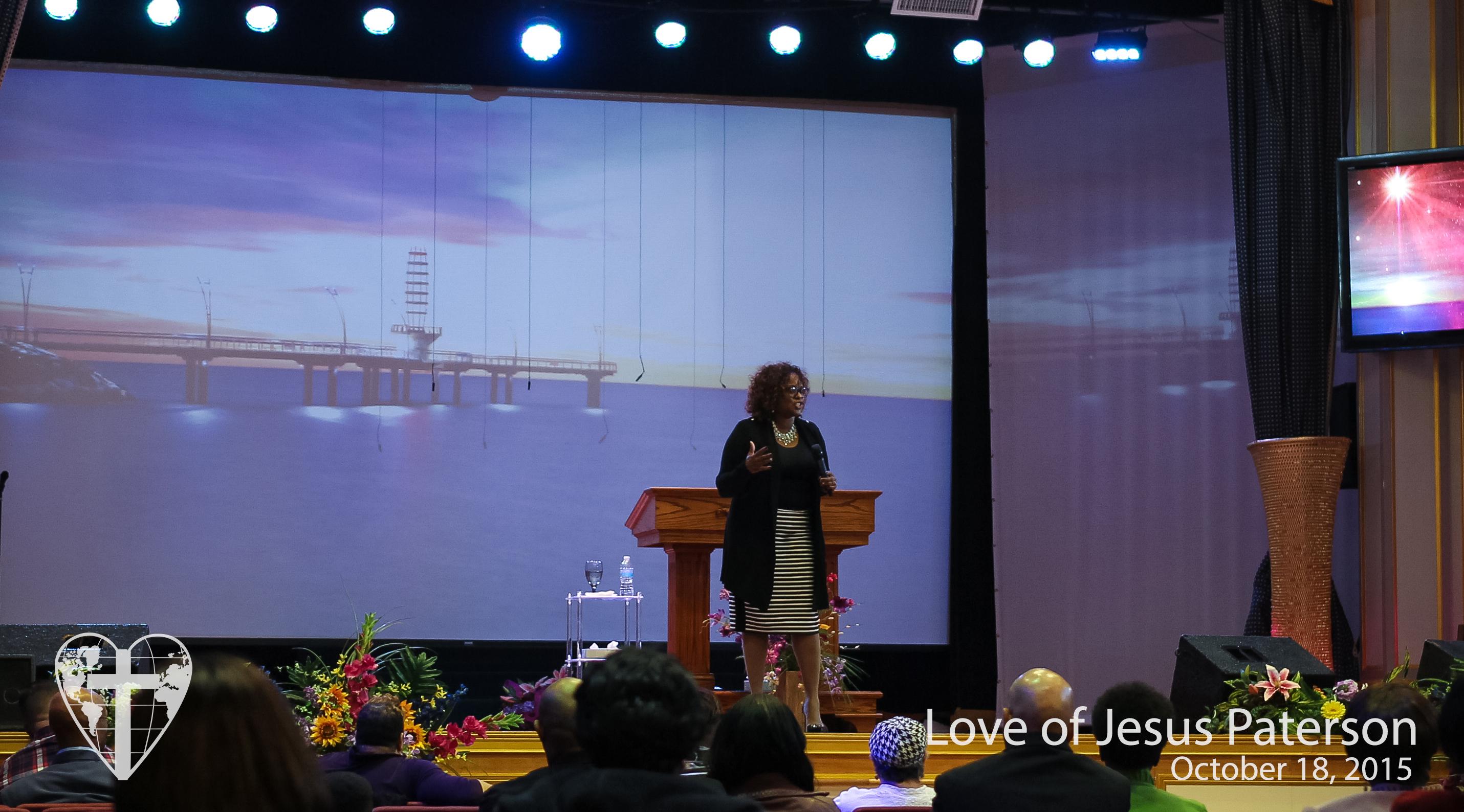 Guest Minister:  Pastor Shon Alston-Adkins