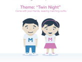 """October Youth Explosion:  """"Twin Night"""""""